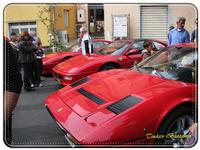 Sagra della castagna. Raduno Ferrari. Ottobre 2010   - Montagnareale (4330 clic)