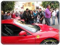 Sagra della castagna. Raduno Ferrari. Ottobre 2010    - Montagnareale (4295 clic)