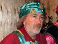 Presepe vivente a Gioiosa Marea. Uno dei Re Magi. 28 dicembre 2008  - Gioiosa marea (5705 clic)
