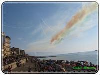 Le Frecce Tricolori. Luglio 2010   - Capo d'orlando (3865 clic)