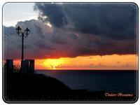 Tramonto dal Canapè. Settembre 2010  - Gioiosa marea (3791 clic)