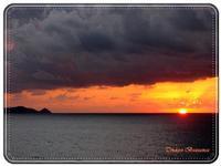 Tramonto dal Canapè. Settembre 2010  - Gioiosa marea (4179 clic)