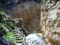 Ingresso alle Cascate del Catafurco.  Aprile 2009   - Galati mamertino (8530 clic)