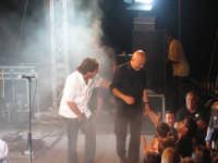 Enrico Ruggeri a Montagnareale. Agosto 2008  - Montagnareale (2255 clic)