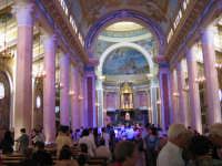 Interno del Santuario della Madonna del Tindari  Maggio 2008  - Patti (6197 clic)