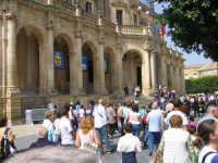 Infiorata a Noto Maggio 2005  - Noto (1679 clic)