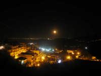 Montagnareale di notte. Settembre 2008   - Montagnareale (2264 clic)