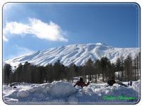 Etna Gennaio 2010  - Linguaglossa (5171 clic)