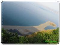 I laghetti di Marinello visti da Tindari   - Patti (6285 clic)