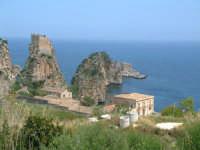 Faraglioni siciliani  - Scopello (4536 clic)