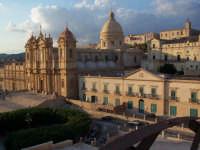 cattedrale di Noto, capitale del barocco  - Noto (1900 clic)