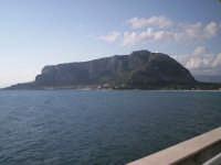 Il Monte Pellegrino visto da Mondello  - Mondello (2798 clic)