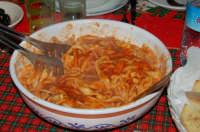tagliate di pasta fresca al ragu'  - Catania (6434 clic)