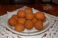 arancini di riso  - Avola (4386 clic)