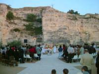 Messa all'aperto nel quartiere popolare Cave Grazie di Comiso  - Comiso (4947 clic)