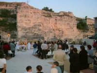 Messa all'aperto nel quartiere popolare Cave Grazie di Comiso  - Comiso (4833 clic)