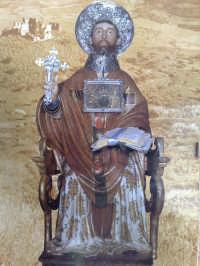 Simulacro di San Silvestro Monaco Basiliano,civis et patronus della città di Troina.  - Troina (5398 clic)