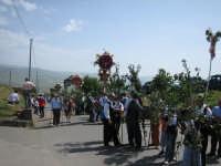 Inizio della sfilata domenicale dei Ramara   - Troina (2083 clic)