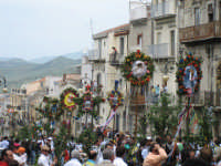 Uno dei momenti più caratteristici della festa  - Troina (2294 clic)