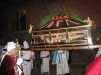 Particolare della processione del Venerdì Santo a Troina.  - Troina (6430 clic)