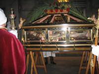 Particolare del Cristo Morto.  - Troina (7458 clic)