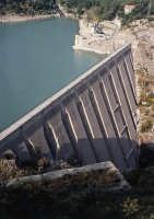 Particolare della diga Ancipa di Troina  - Troina (4565 clic)