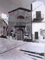 Prospetto frontale della chiesa di Santa Caterina  - Troina (4182 clic)