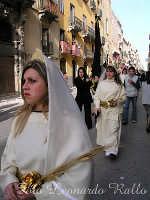 Via Crucis per le vie del centro storico della Cittý di Trapani   - Trapani (3758 clic)