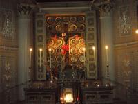Altare del Cristo Nero   - Siculiana (2927 clic)