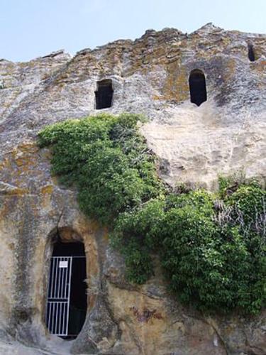 Grotta della Gurfa - ALIA - inserita il 05-Sep-11