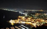 Castellammare di notte   - Castellammare del golfo (8159 clic)