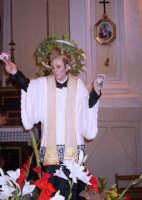 S. Vincenzo Ferreri - Ogni anno, nei tre giorni successivi la Pentecoste, viene celebrata la festa del SS. Crocifisso, pregiata scultura lignea realizzata da Ignazio Marabitti , conservata nella Chiesa di S. Caterina.Il piccolo Crocifisso dei Miracoli, u Crucifisseddu di Chiusa, viene portato in processione insieme ad altre statue di Santi e, in tale occasione, un tempo si svolgeva la corsa dei cavalli nella via principale. (Totò Mirabile)  - Chiusa sclafani (3457 clic)