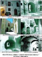 Gli archi di Chiusa Sclafani-Tratto dal libro   I monumenti di Chiusa di Totò Mirabile.  - Chiusa sclafani (3001 clic)