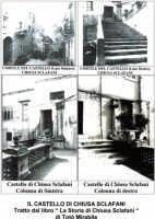 Il Castello di Chiusa Sclafani-Tratto dal libro  La Storia di Chiusa Sclafani di Totò Mirabile.  - Chiusa sclafani (3021 clic)