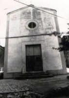 Chiesa della Madonna di Trapani-tratta dal libro: La Via delle Chiese di Chiusa Sclafani- di Totò Mirabile.  - Chiusa sclafani (6002 clic)