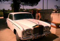 Mostra delle auto d'epoca al museo mirabile  - Marsala (2255 clic)