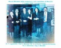 Inaugurazone Museo Mirabile delle tradizioni e arti contadine di Marsala  - Marsala (5047 clic)