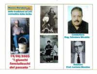 Museo Mirabile delle tradizioni e arti contadine di Marsala: i giuochi fanciulleschi del passato.  - Marsala (4133 clic)