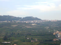 Panorama del paese.  - Lucca sicula (5632 clic)