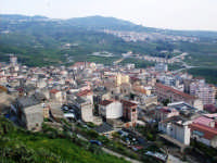 Panorama del paese.  - Burgio (6347 clic)