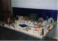 Presepe statico 2005 allestito dal Museo Mirabile di Marsala.   - Marsala (2838 clic)