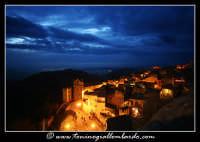 Calascibetta, nuvole notturne  - Calascibetta (7675 clic)