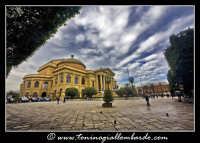 Palermo, Teatro Massimo  - Palermo (3942 clic)