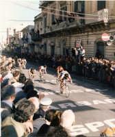 Feb.1988 Settimana internazionale di Sicilia.Bontempi batte Soerensen e Baffi.Avola piazza Umberto 1°  - Avola (2575 clic)
