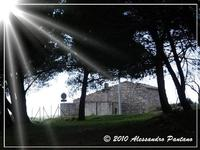 RIFUGIO FORESTALE - PARCO FORESTALE SERRAROSSA  - Monterosso almo (4821 clic)