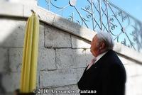 COMMENTATORE PAOLO MIRABELLA EMIGRATO IN AUSTRALIA !!!! DEVOTO A SAN GIOVANNI !!!!  - Monterosso almo (8713 clic)