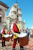 I TAMBURI DI BUCCHERI A MONTEROSSO ALMO   - Monterosso almo (6064 clic)