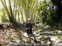 excursion nel fiume amerillo   - Monterosso almo (5637 clic)