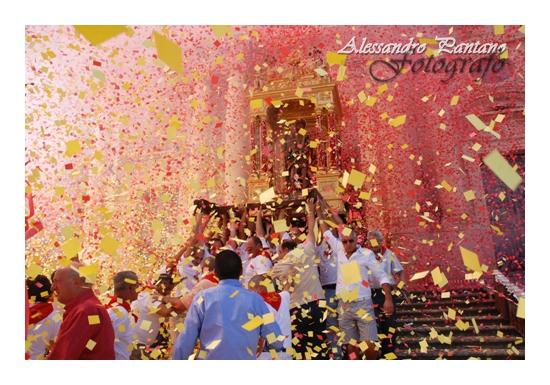 a Nisciuta di San Giovanni Battista a Monterosso Almo 2 Settembre 2012 - MONTEROSSO ALMO - inserita il 05-Sep-12