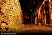 SCORCIO DI VIA DEL PAESE CENTRO STORICO   - Monterosso almo (3616 clic)